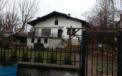 къща Драшкова поляна